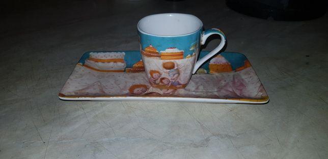 Авторская чашка для кофе!!