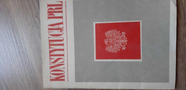 Konstytucja Polskiej Rzeczypospolitej Ludowej