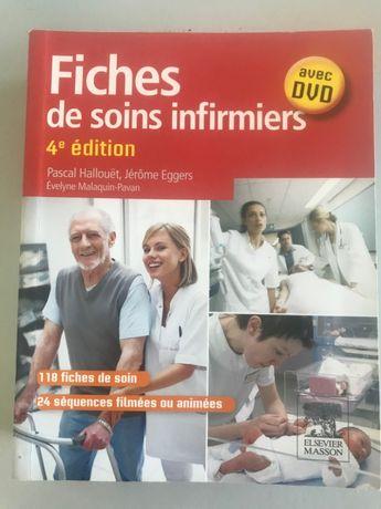 Livro Fiches de soins infirmiers
