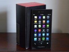Telemóvel Blackberry Leap
