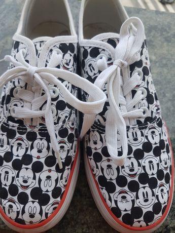 Sapatilhas Mickey nº39