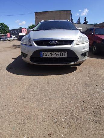 Форд фокус 2 рестайлинг дизель 1.6