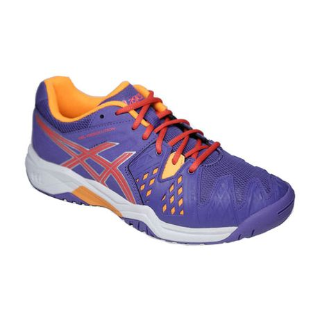 Asics Gel Resolution 6 Tennis 38 24 cm nowe buty C500Y