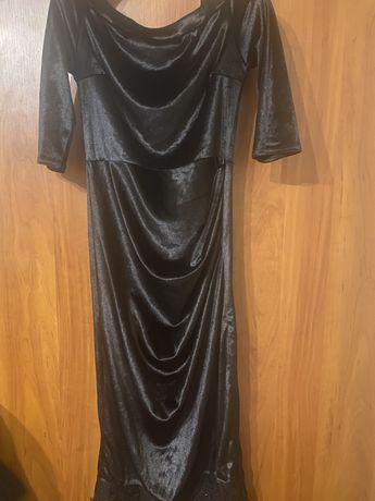 Велюрове плаття