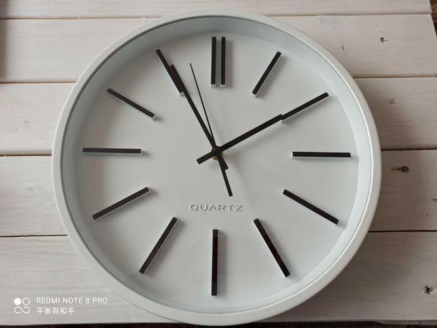 Zegar ścienny średnica 35 cm