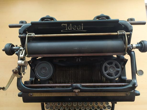 STARA maszyna do pisania IDEAL