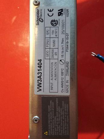 Filtr przeciwzakłóceniowy Schneider Electric VW3A31404
