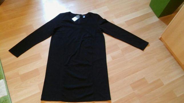 Nowa czarna klasyczna sukienka Esmara