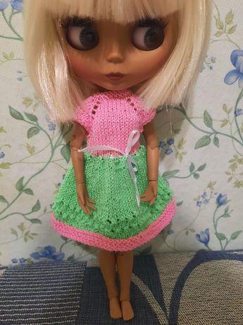 Одежда платье для куклы Блайз