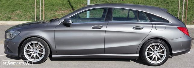 Mercedes-Benz CLA 200 CDi Urban