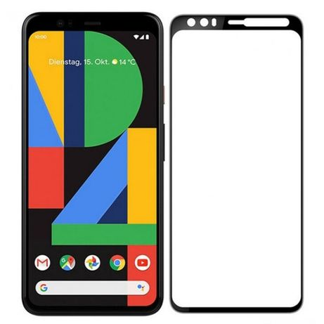 5D СТЕКЛО MOCOLO для Google Pixel 4 / Google Pixel 4 XL