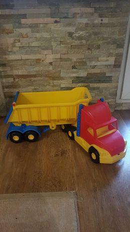 Ciężarówka, tir Wader