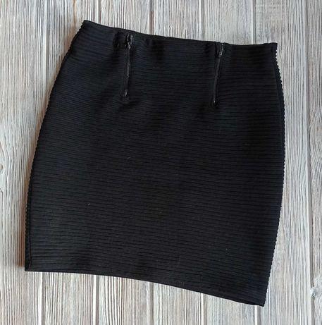 Черная мини-юбка от Berska