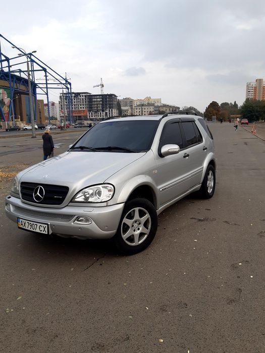 Mersedes Benz ml163 Харьков - изображение 1