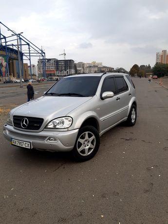 Mersedes Benz ml163
