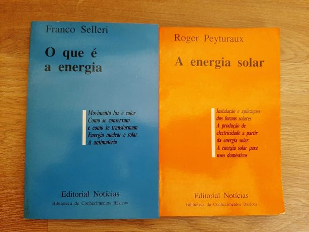 Livro O que e a Energia?