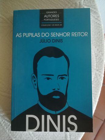 """""""As pupilas do senhor reitor"""", de Júlio Dinis (NOVO)"""