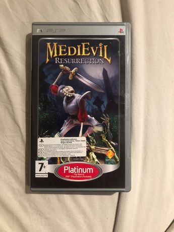 Gra Medievil Resurrection na PSP
