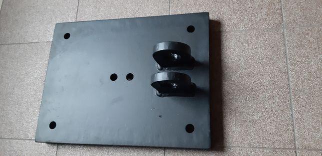Stopa podporowa stabilizatora MF; FERMEC; TEREX 750/760 860/960 965