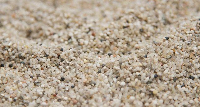 Piasek kwarcowy suszony do piaskowania ścierniwo BIG BAG transport HDS