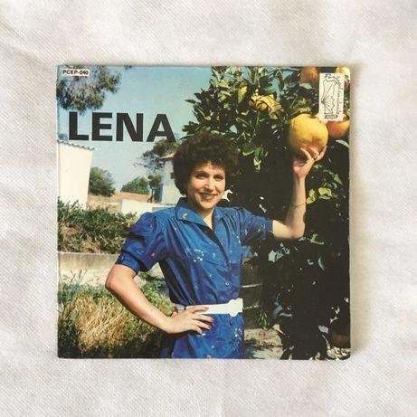 Vinil single de Lena