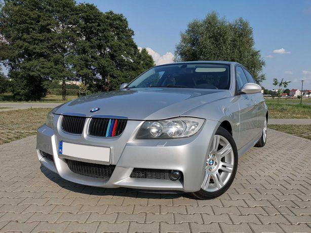BMW e90 320d 201 km navi m-pakiet skóra
