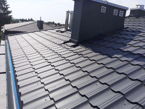 Dachy. Konstrukcje i Pokrycia dachowe. Wiaty. Zadaszenia.