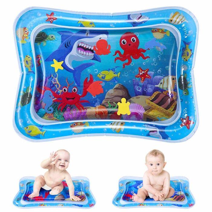 Водный развивающий коврик (50х65 см) для маленьких деток до 3х лет Киев - изображение 1