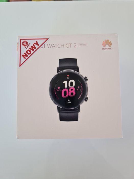 Zegarek Smartwatch Huawei Watch GT 2 (42mm) Black (4) Koszalin - image 1