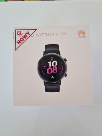 Zegarek Smartwatch Huawei Watch GT 2 (42mm) Black (4)