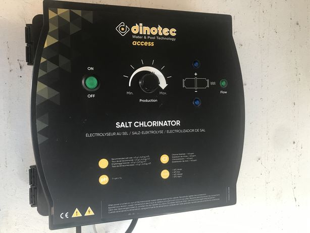 Electrolisador de sal Dinotec Access 80 m3