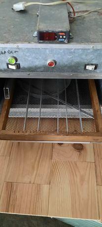 Chocadeira automática para ovos de aves