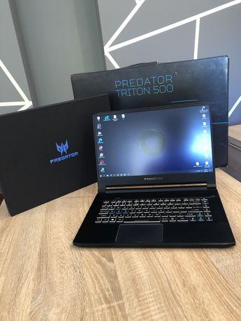 Acer predator triton 500 RTX2060