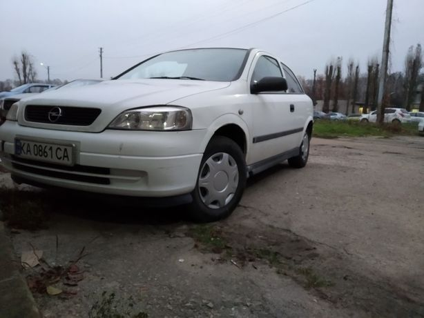 Opel Astra G(Опель Астра) 2003 1.4