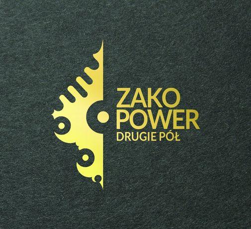 Zakopower - Drugie Pół nowy album w folii folk góralska muzyka