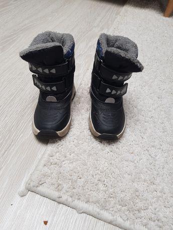 Śniegowce zimowe chłopięce firma Lupilu rozmiar 22