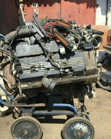 Мотор м62в35 бмв е38, е39, е36, на разрыв!
