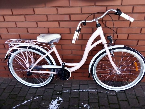 NOWE Rowery  STORM STOCKHOLM 26 Shimano NEXUS 3 biegi+kosz GRATIS