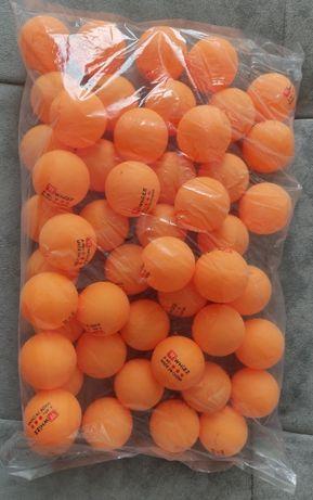 Мячики для настольного тенниса 50 шт. шарики ABS м'ячики настільногог