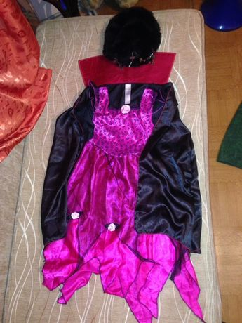 Карнавальный костюм Монстер Хай,Ведьмочка,Колдунья от 7-10 лет.