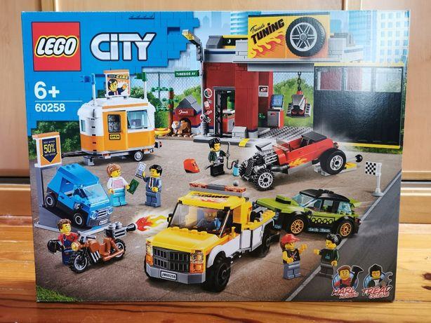Lego Oficina de Tuning (60258) - NOVO a estrear