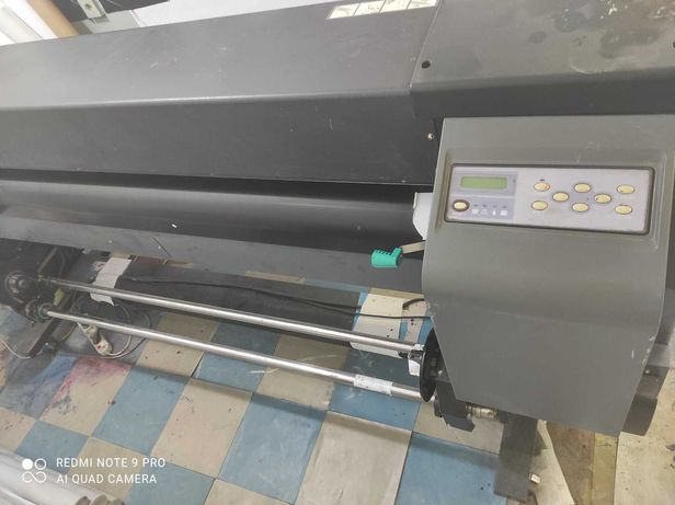 Широкоформатный принтер seiko