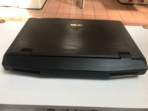 Laptop Gamingowy Asus G73JW