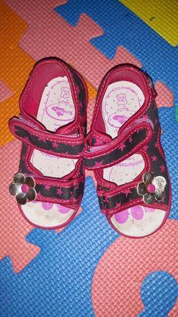 Pantofelki rozmiar 22