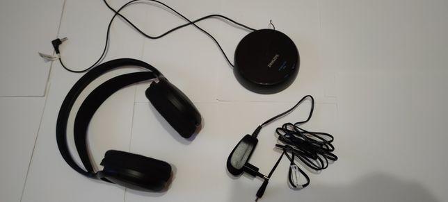 Słuchawki bezprzewodowe Philips SHC5200/10