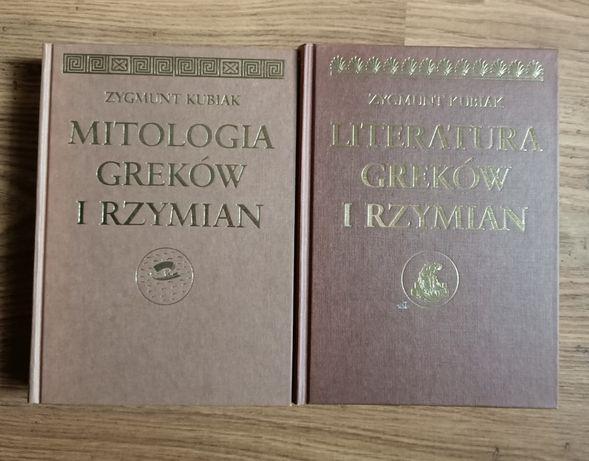 Z. Kubiak - Mitologia oraz literatura Greków i Rzymian
