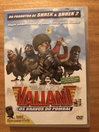 """DVD Infantil """"Valiant"""""""