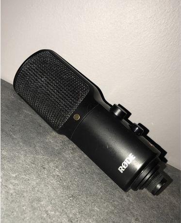 Mikrofon rode nt usb