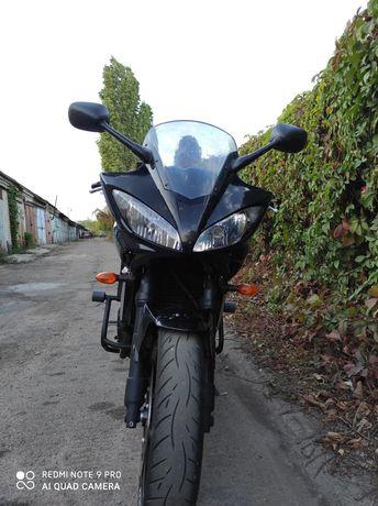 Yamaha fz 6 s2