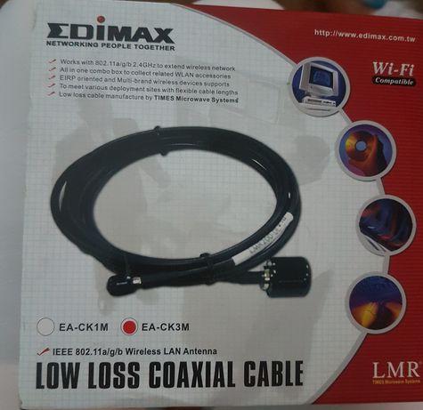 Kabel antenowy do Wi-Fi 3m Nowy